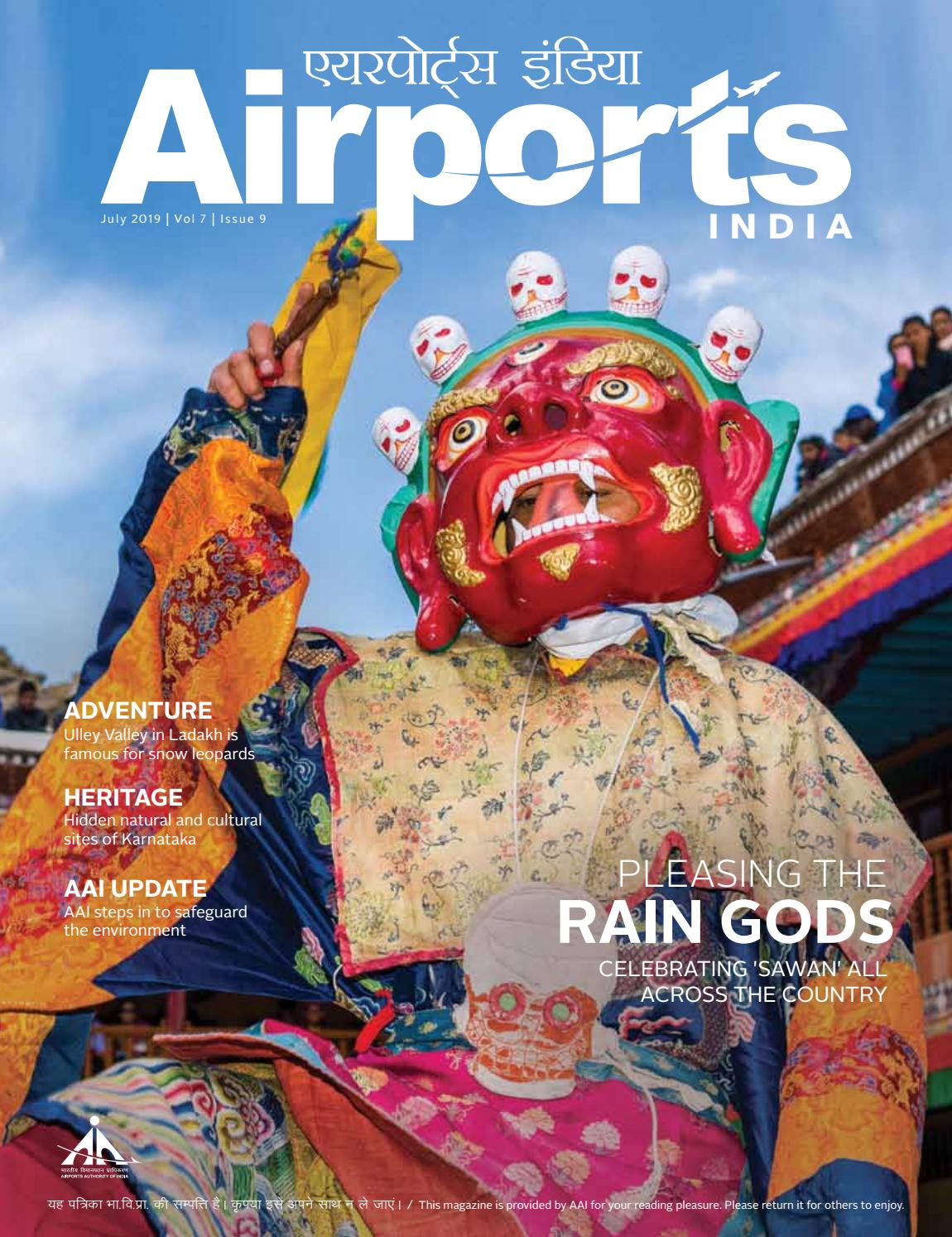 Airports India July 2019 by Maxposure Media Group Pvt Ltd - issuu