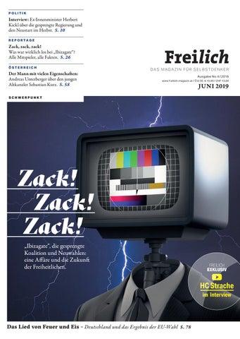 Freilich Ausgabe No 04 By Freilich Magazin Issuu