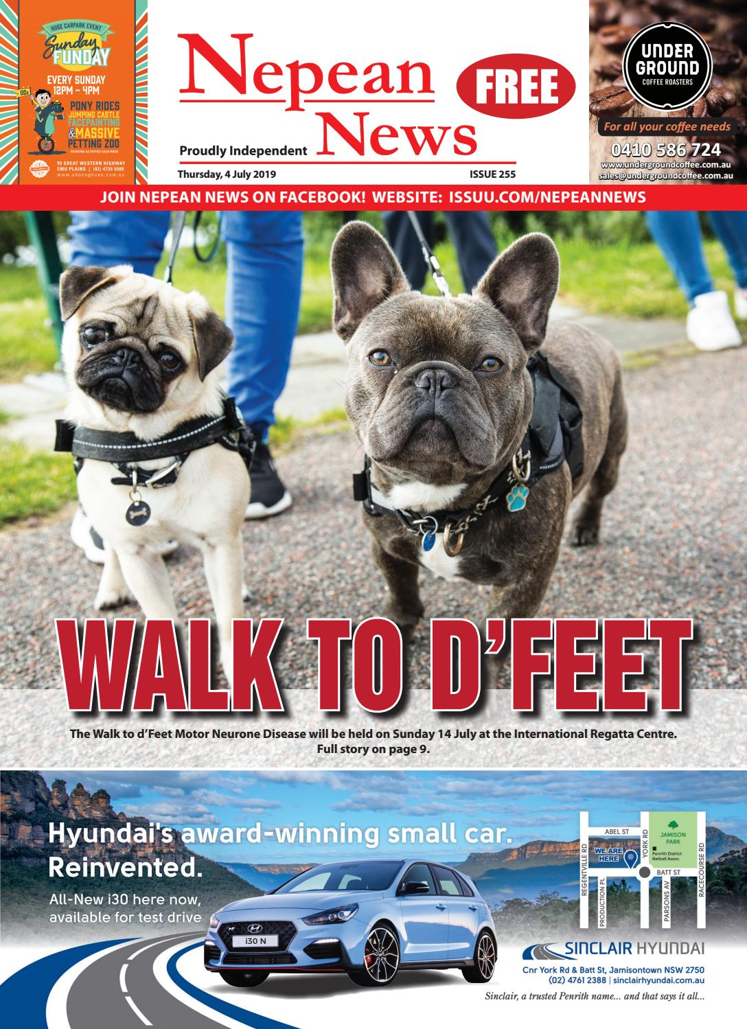 Nepean News 4 July 2019 by Nepean News - issuu