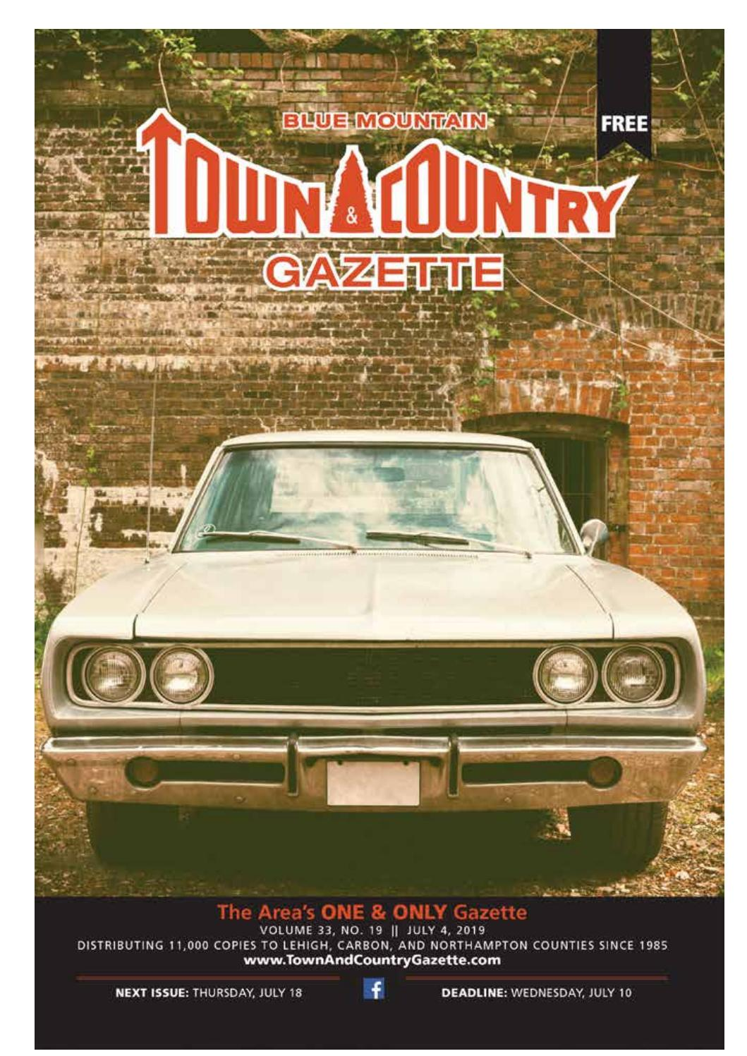 Town & Country Gazette July 4 by Innovative Designs