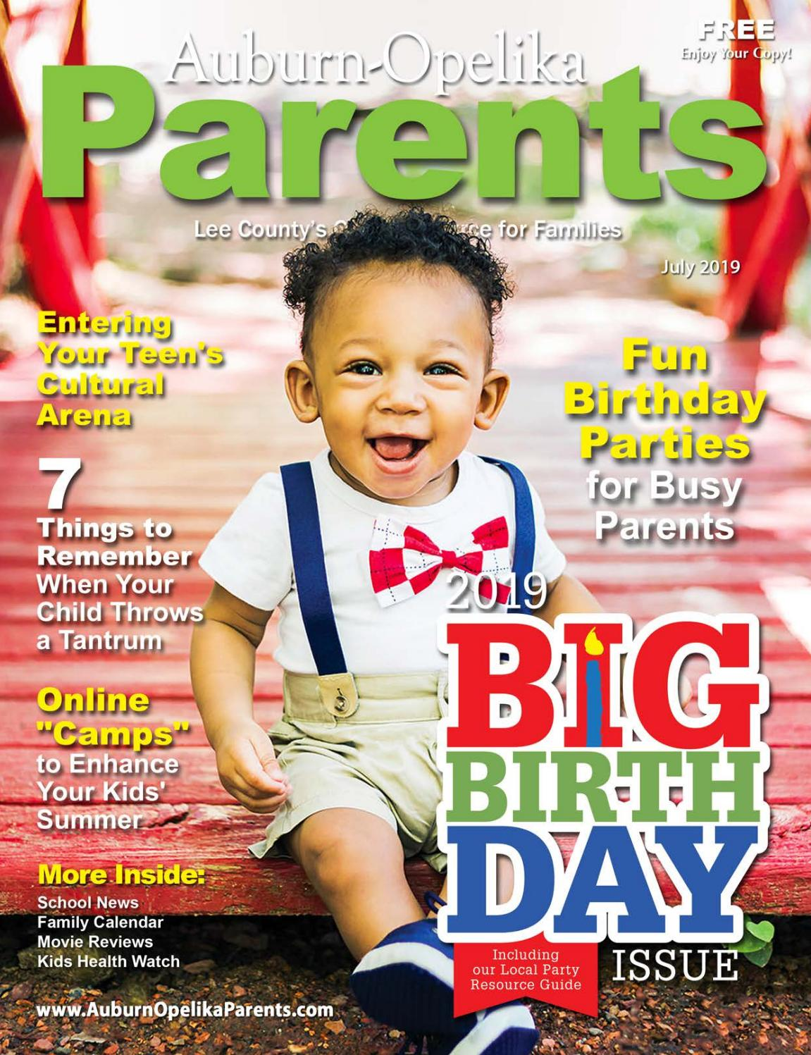 Auburn Opelika Parents July 2019 by KeepSharing - issuu