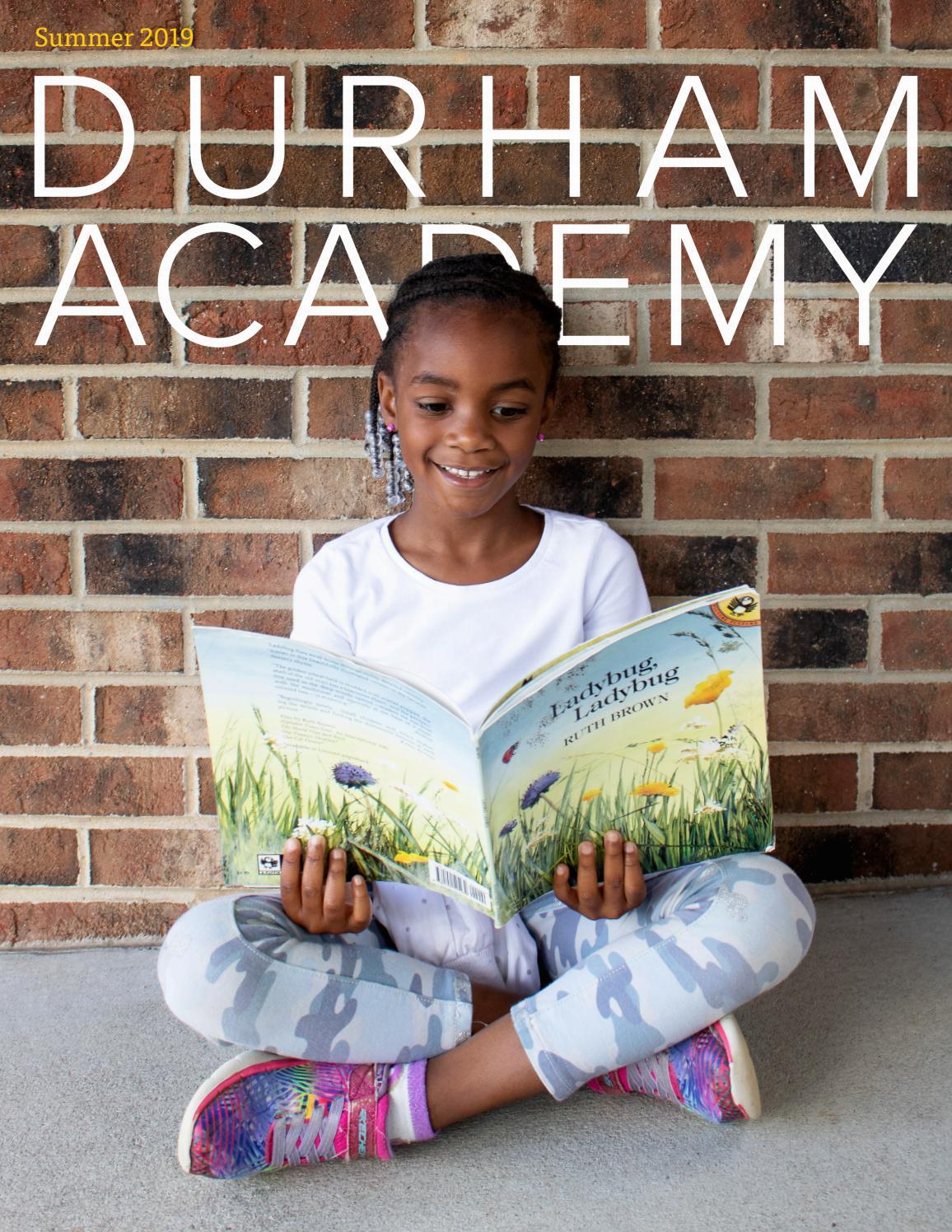 Durham Academy Magazine - Summer 2019 by Durham Academy - issuu