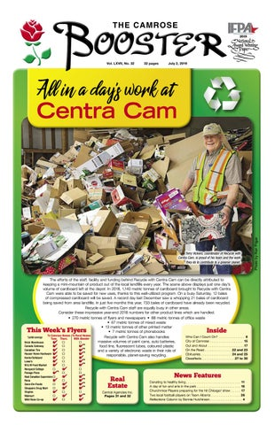 July 2, 2019 Camrose Booster by The Camrose Booster - issuu