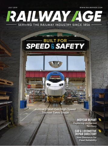 Railway Age July 2019 by Railway Age - issuu