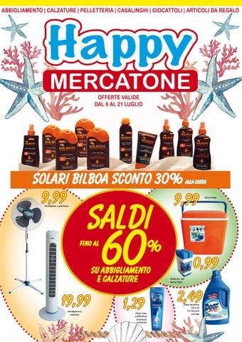 on sale 50aa8 30ed9 HAPPY MERCATONE PROMOZIONE LUGLIO by HAPPYMERCATONE - issuu