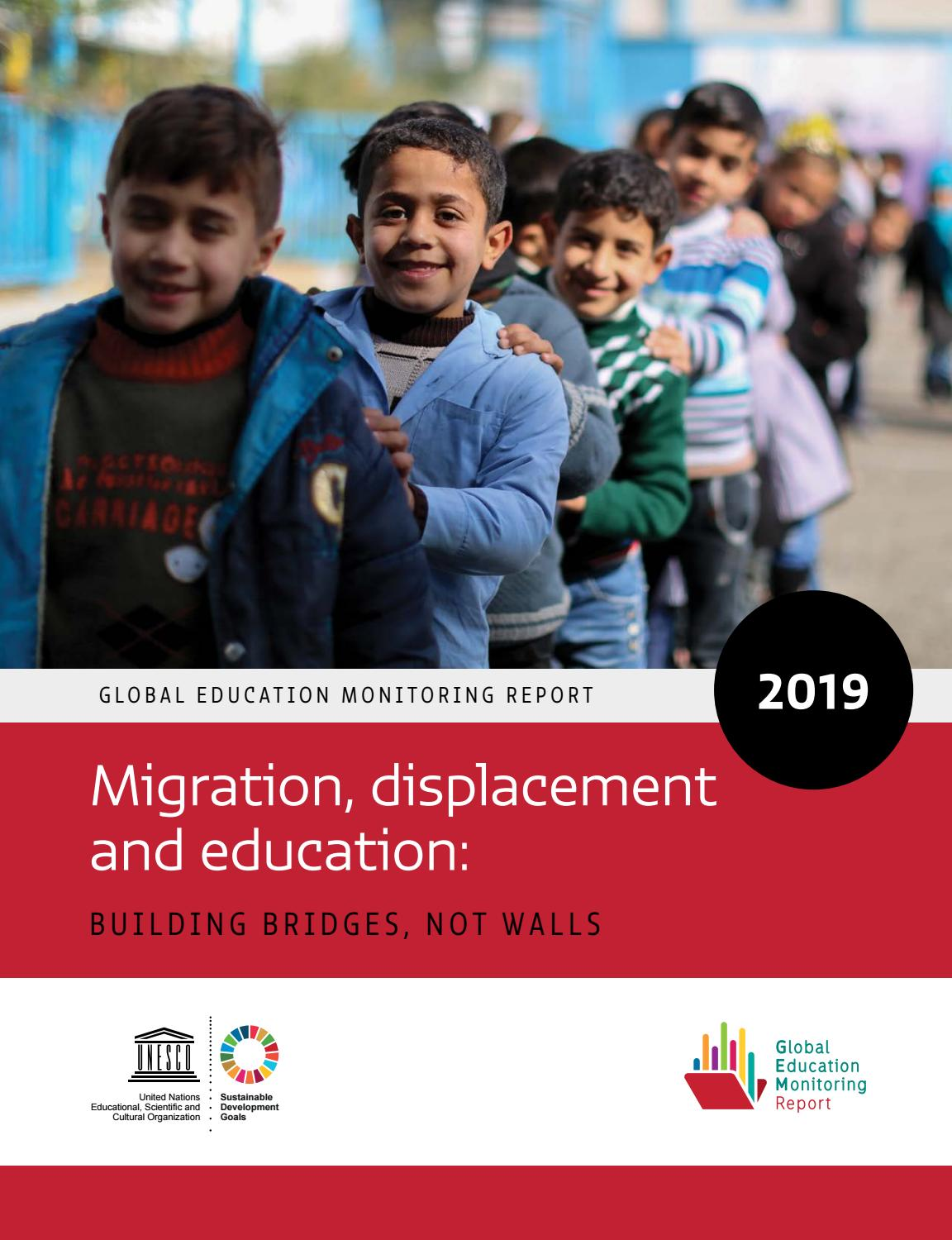 Global Education Monitoring Report 2019 by United Nations
