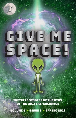 Give Me Space! by Writers' Exchange - issuu