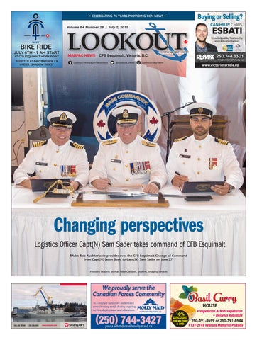 Lookout Newspaper, Issue 26, July 2, 2019 by Lookout
