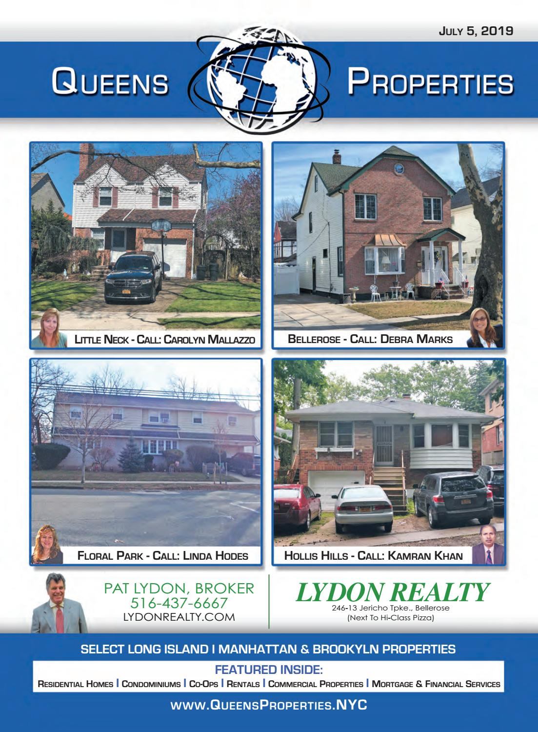 Queens Ny July 5 2019 Queens Properties Magazine By Queens Properties Magazine Issuu