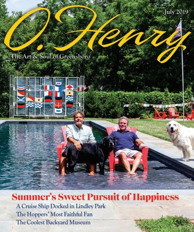 July O Henry 2019 by O Henry magazine - issuu