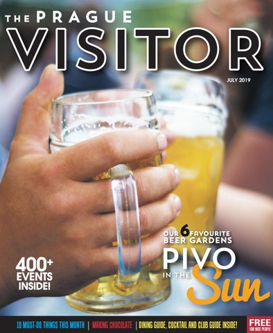 Prague Visitor - July 2019 by The Prague Visitor - issuu