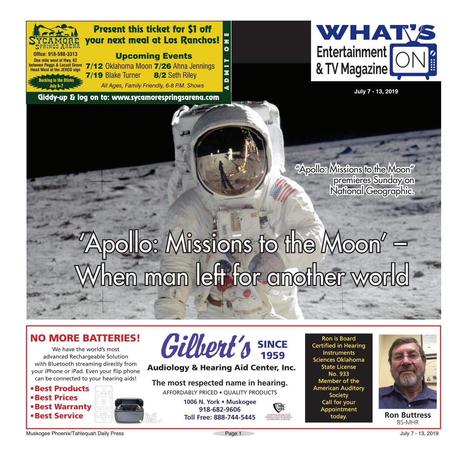 What S On 07 07 19 By Muskogeephoenix Issuu