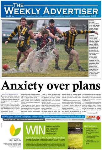 The Weekly Advertiser - Wednesday, July 3, 2019 by The Weekly