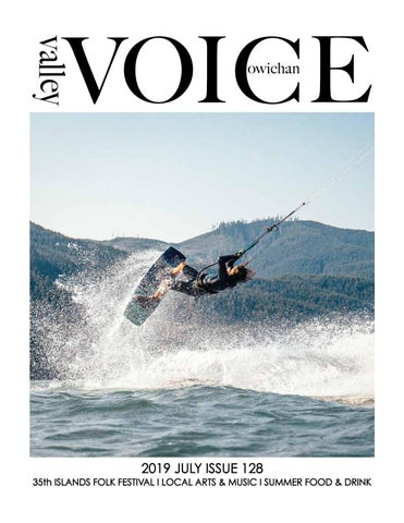 July 2019 Issue 128 by Cowichan Valley Voice - issuu