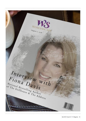 Page 45 of An Interview With Fiona Davis
