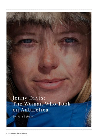 Page 6 of The Woman Who Took on Antarctica
