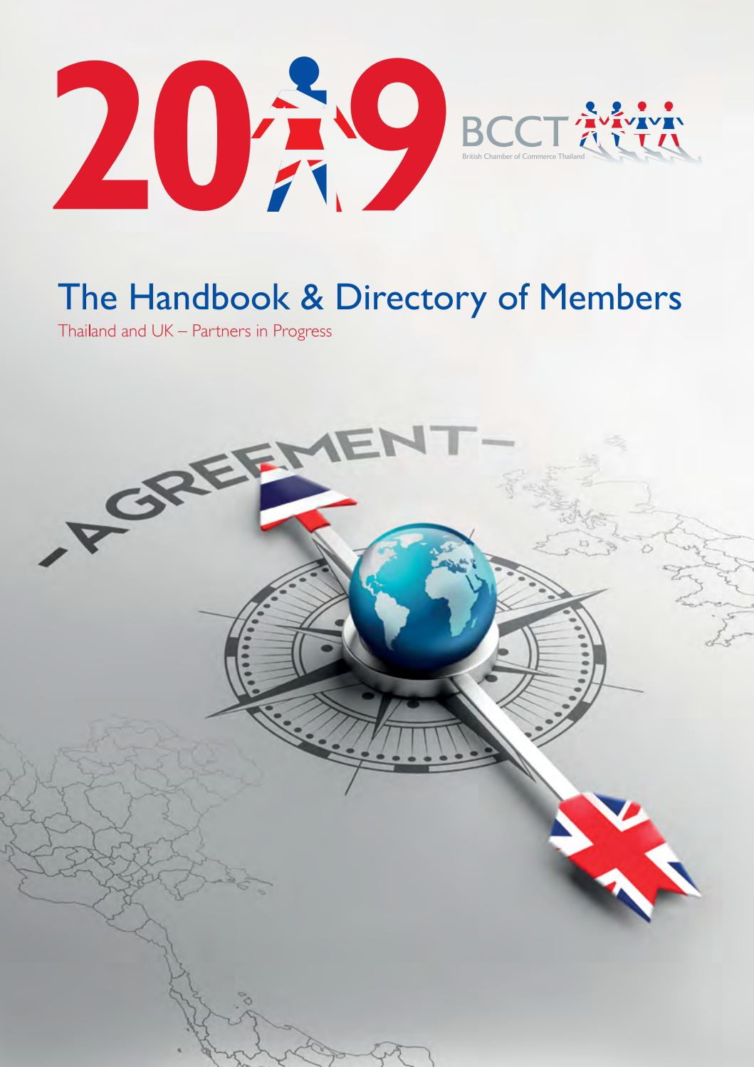 The British Chamber Of Commerce Handbook Directory Of