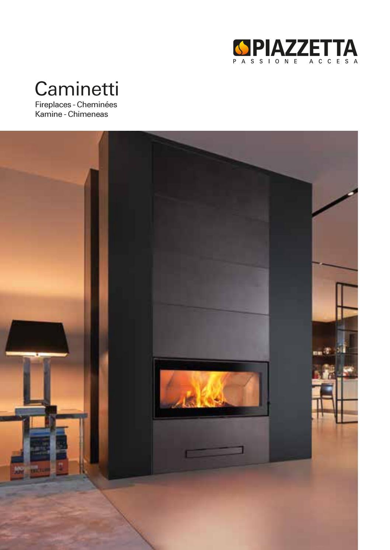 Camino Ad Angolo Tondo catalogo caminetti piazzetta 2019 by idea caminetti - issuu