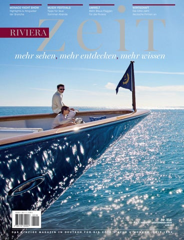 Riviera Zeit - Juli/August/September 2019 by Riviera Press ...