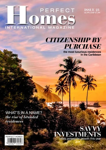 PERFECT HOMES INTERNATIONAL MAGAZINE