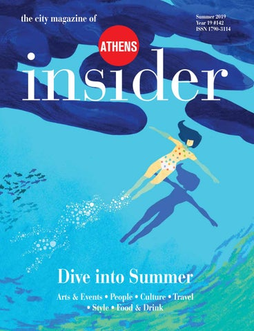 ATHENS INSIDER SUMMER 2019 by Insider Publications - issuu