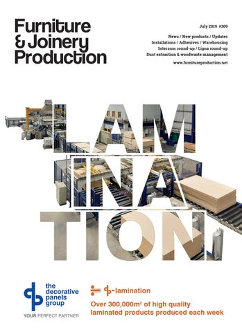 Furniture & Joinery Production #309 by Gearing Media Group