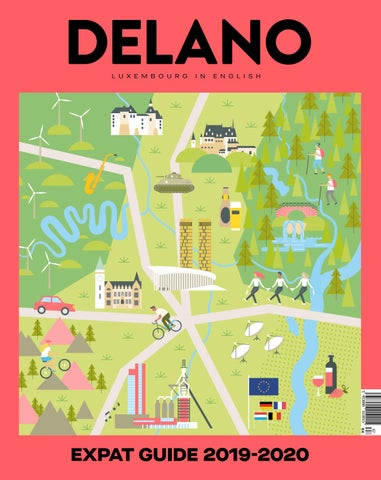 Delano Expat Guide 2019 2020 By Maison Moderne Issuu