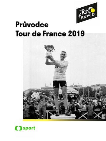 950dfc56b6cc4 Průvodce Tour de France 2019 by ČT sport - issuu