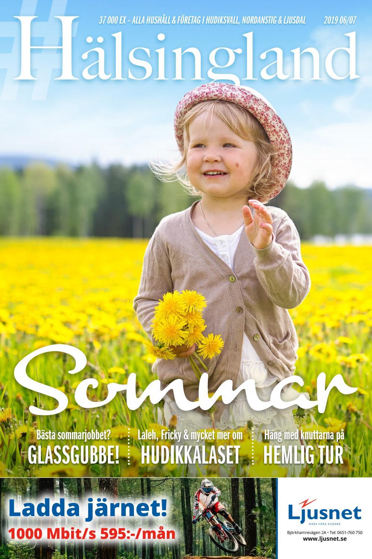 Madeleine Eriksson, 26 r i Hudiksvall p Rogsta-Frlland