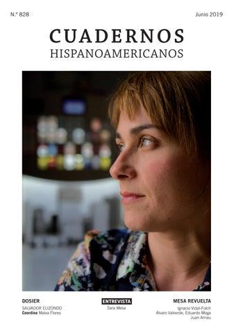 Cuadernos Hispanoamericanos Número 828 Junio 2019 By Aecid