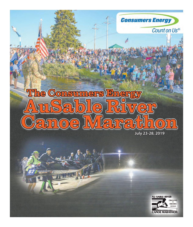 2019 Program Book - AuSable River Canoe Marathon by AuSable