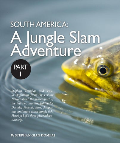 Page 10 of A Jungle Slam Adventure - Pt I