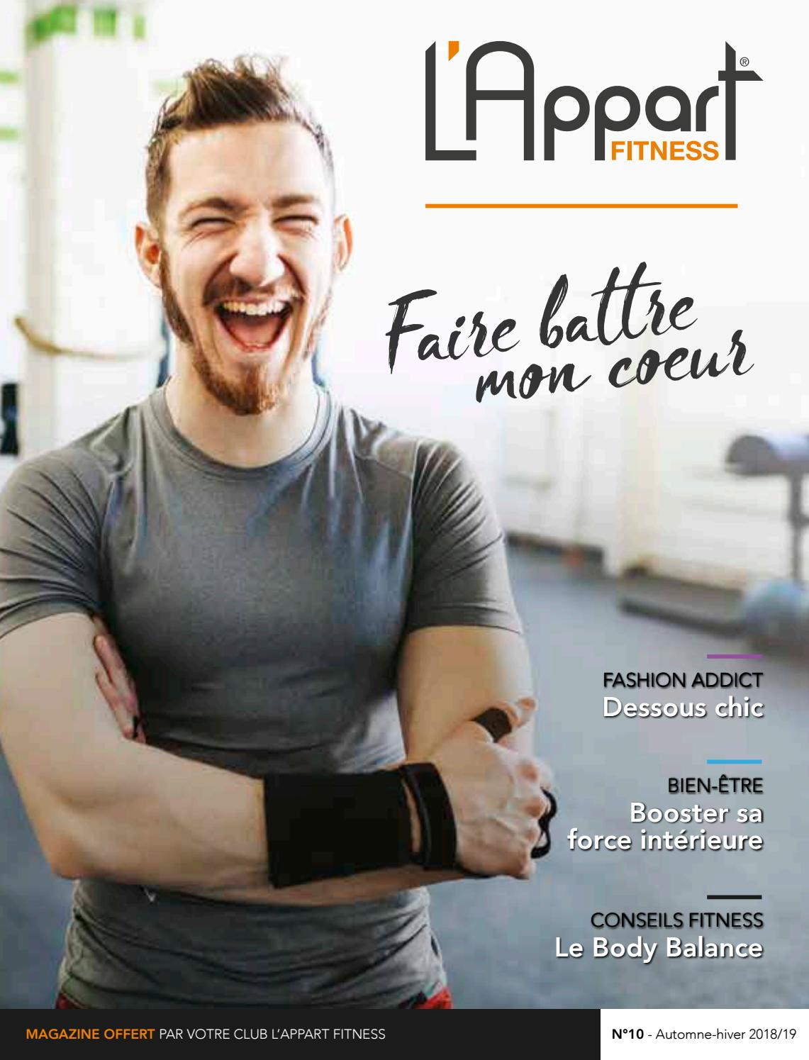 L Appart Fitness Magazine 10 By Mog Design Issuu