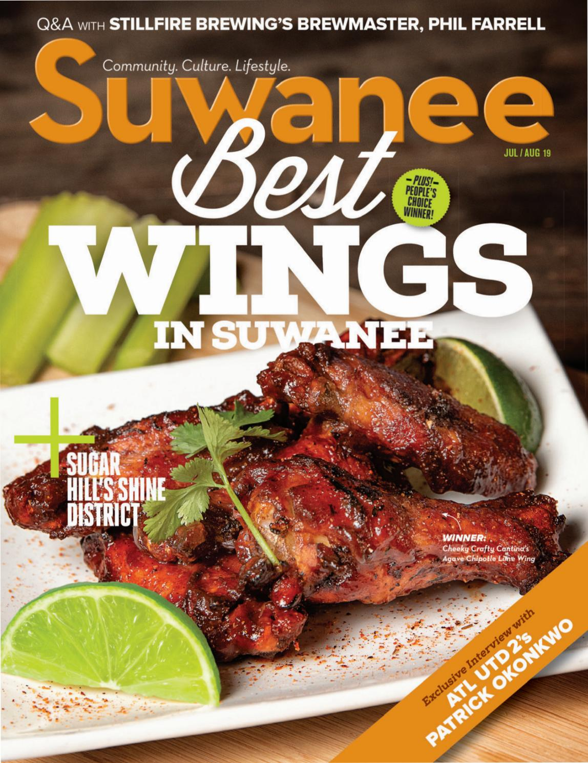 Suwanee Magazine July - August 2019 by Suwanee Magazine - issuu