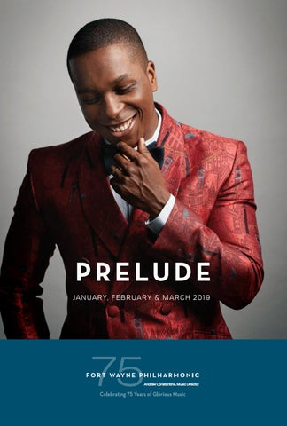 Fort Wayne Philharmonic Prelude 3 January March 2019 By