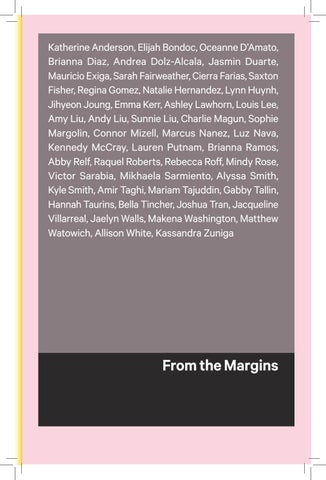 Perspectives 189: From the Margins by Contemporary Arts