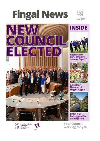 DesTinaTion Dublin - Fingal County Council