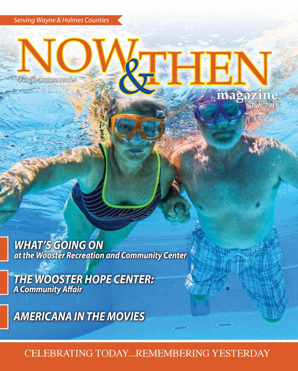 Now and Then June 2019 Wayne and Holmes Counties by