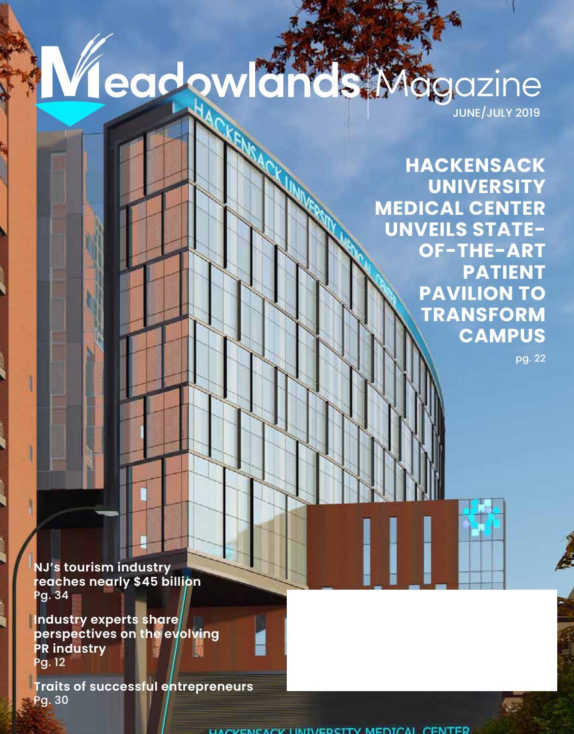 meadowlands magazine - june/july 2019 by meadowlands media