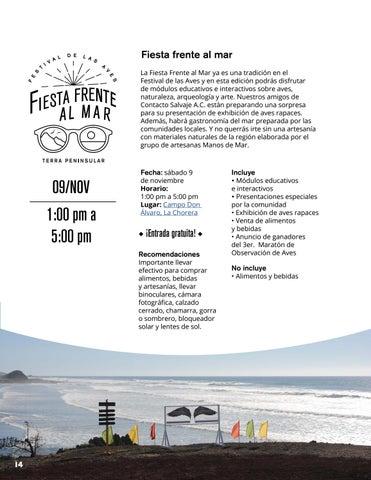Page 14 of Fiesta Frente al Mar