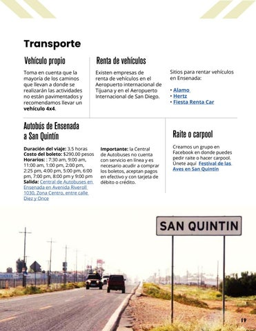 Page 19 of Transporte