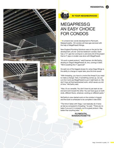 Page 13 of MEGAPRESSG AN EASY CHOICE FOR CONDOS