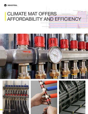 Page 18 of CLIMATE MAT OFFERS AFFORDABILITY AND EFFICIENCY