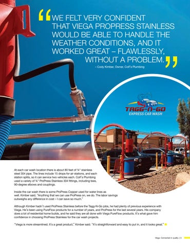 Page 5 of PROPRESS STAINLESS TOUGH ENOUGH FOR EXTREME WEATHER CONDITIONS