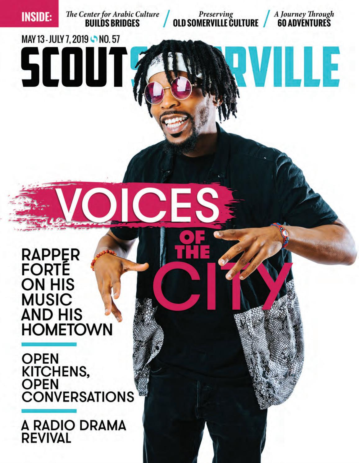 SS Voices of the City by Scout Magazines - issuu