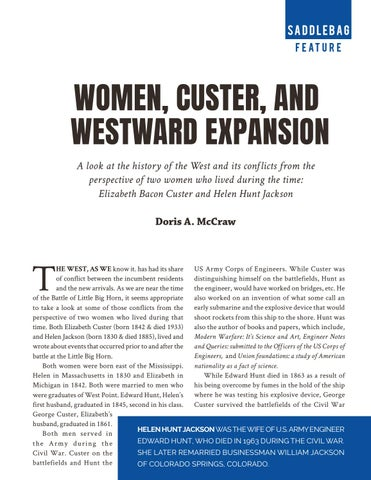 Page 115 of Women, Custer, and Westward Expansion