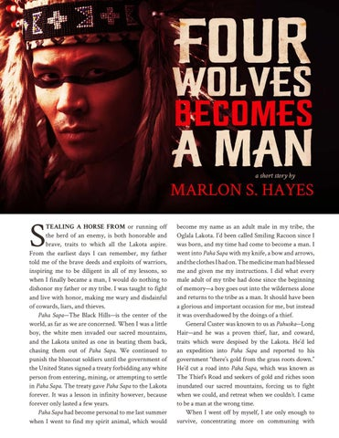 Page 125 of Four Wolves Becomes a Man