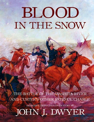 Page 63 of Blood in the Snow: The Battle of the Washita River and Custer's Other Fateful Charge