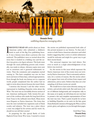 Page 6 of Out of the Chute