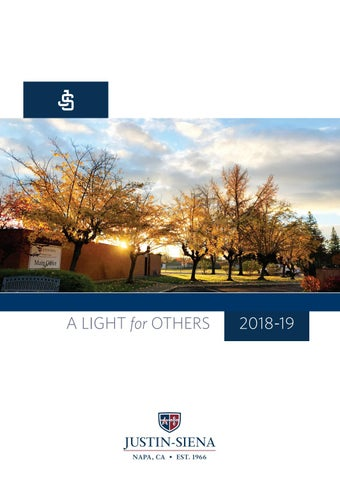 A Light for Others: A Look Back at the 2018-19 academic year